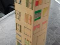 Izdelki iz odpadne embalaže - 3.a - izobraževanje na daljavo