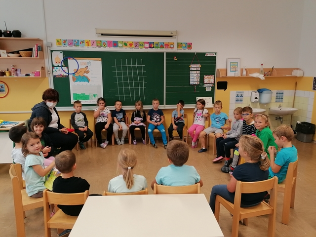 Spoznavali smo šolske prostore
