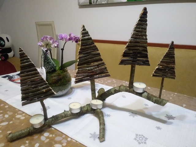 Izdelava izdelkov iz lesa – 6. razred