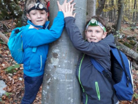 Planinci - pohod na Trebni vrh