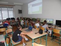 Programiranje in 3D modeliranje v 7. razredu
